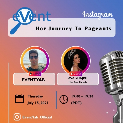 EventYab Live - Her Journey To Pageants