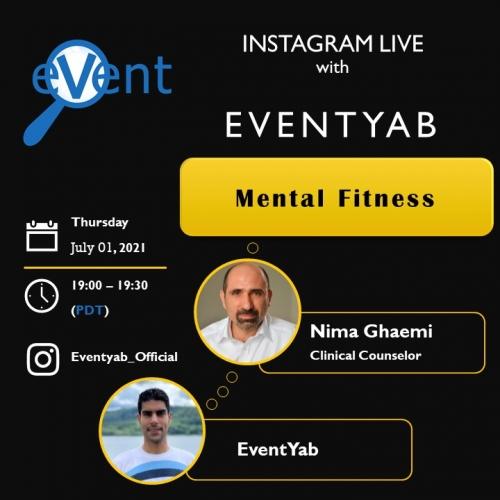 EventYab Live - Mental Fitness