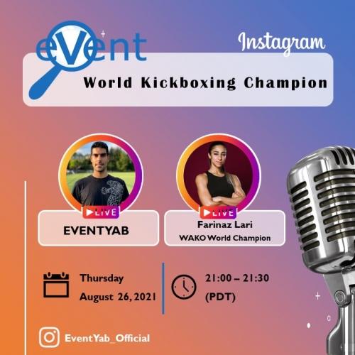 EventYab Live - World Kickboxing Champion