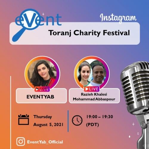 EventYab Live - Toranj Festival