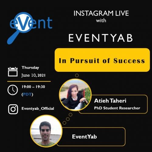 EventYab Live - In Pursuit of Success