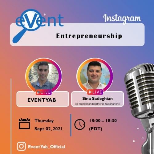 EventYab Live - Entrepreneurship