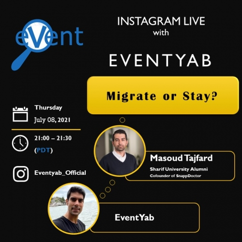 EventYab Live - Migrate or Stay?