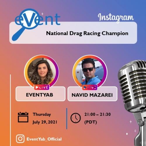 EventYab Live - National Drag Racing Champion