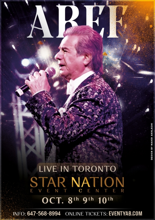 AREF Live in Toronto