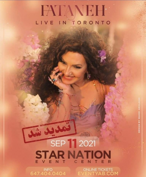 FATANEH Live in Toronto - EXTENDED