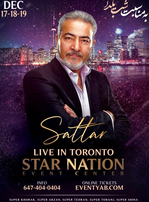 Sattar Live in Toronto